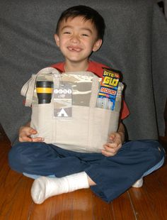 Picture of Fort Kit - Best DIY Gift to Give a Child
