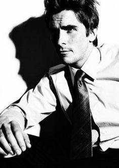 Christian Bale... yummm