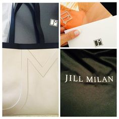 Natalie Norman of http://natalienorman.com posted her photo of her Jill Milan gold and black tote.  See more about the bag here:  http://www.jillmilan.com/promotions/wianno-tote-gold-and-black.html