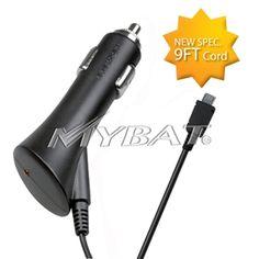 MyBat Series Micro USB Car Charger $2.99