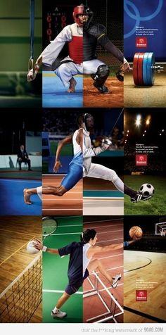 Sportception!  #skyirace #olympics #9GAG