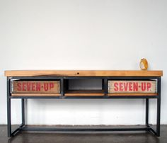 Crated Coffee Table by SAWfurniture @ Uncovet #reuse