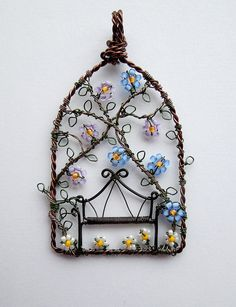 The Arbour by Louise Goodchild, via Flickr. - adorable!