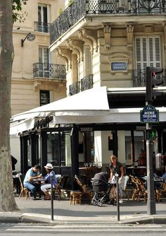 Bistrot in Paris