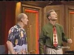 one of the funniest TV show ever created! Whose Line is it anyways?
