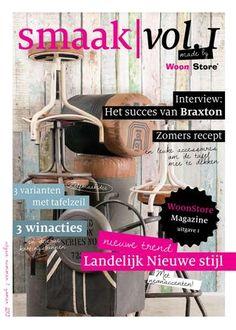 WoonStore Magazine - Zomer 2013