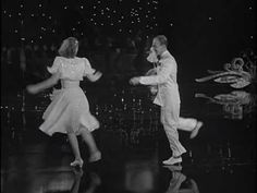 This is absolutely sensational! Eleanor Powell and Fred Astaire in the best tap dance ever made!!! _1940