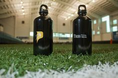Pittsburgh Power water bottle courtesy of Trib Total Media that will be given to the first 5,000 fans at the Power vs San Jose SaberCats game at CONSOL Energy Center Saturday, July 13!