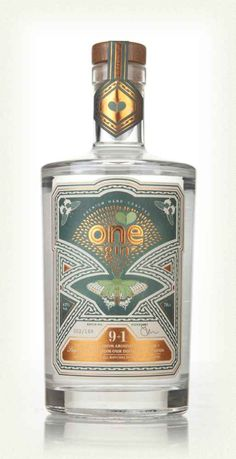 One Gin Don't forget