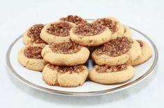 Pecan Pie Cookies.