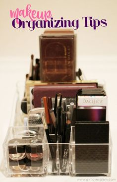 Makeup Organizing Ti