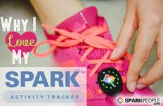 'How the Spark Activity Tracker Changed My Life' | via @SparkPeople #motivation #fitness #exercise #workout #walk