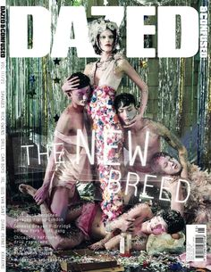 Dazed & Confused. May 2013