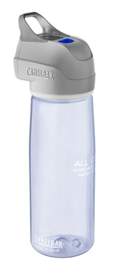 CamelBak | ALL CLEAR UV Microbiological Water Purification Device - could only be made better if it was solar charged!
