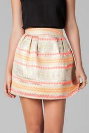 Josie Brocade Skirt