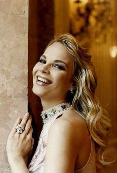 Elina Garanca - an amazing, yet humble mezzo soprano. I adore her!