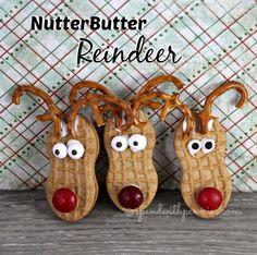 nutter butter reinde