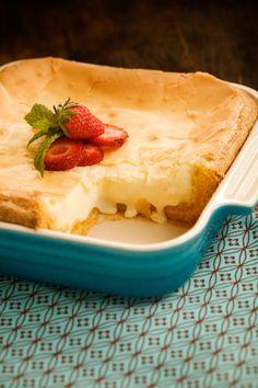 Paula Deen's gooey butter cake...