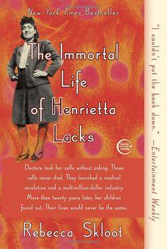 immortal life of henrietta, worth read, interest read, book worth, henrietta lacks, immort life