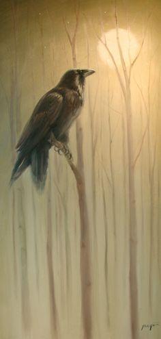 ☆ Raven Moon :¦: Artist David Joaquin ☆