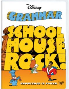 School House Rock Grammar Songs...nine free videos with links to ideas/lessons/etc.