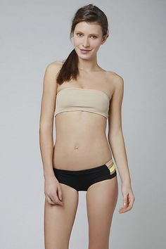 Poolside Glow Bikini Top - Anthropologie.com