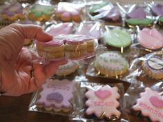 Great information on packaging and shipping cookies.