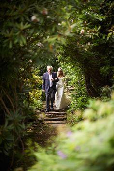Maine Mieke ten Have and Tyler Graham's wedding Photographed y Darren Setlow