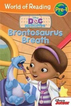 ER DIS. When Donny feeds his stuffed dinosaur, Bronty, a salami sandwich, Bronty comes down with a case of bad breath, and Doc McStuffins must teach Bronty the proper way to take care of his teeth.