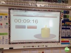 Online Visual Timers: Powerful Tool for Young Kids visual timer, classroom, idea, school, onlin timer, kindergarten, kids, educ, onlin visual