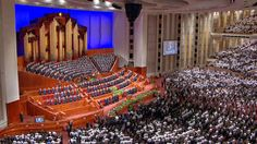 Didi @ Relief Society: LDS General Priesthood Meeting to be broadcast live and online for the first time