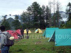 Kuaripass Trekking in Garhwal himalayas