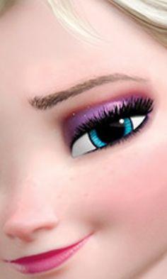 frozen | Disney eyeshadow