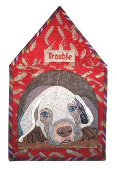 """Trouble"" by Pauline Salzman -  Treasure Island, Florida"