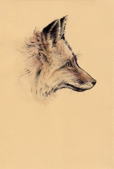 And here is  a fox drawing for you Michelle