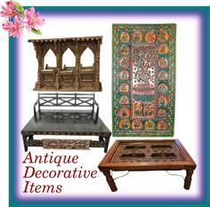 Antique furniture on pinterest indian furniture for Mogul interior designs