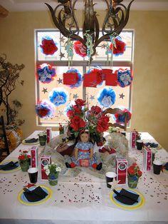 bday, girl parties, sprinkles, birthdays, girls birthday parties, ag parti, parti idea, american girl birthday, american girls