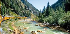 Colorado Rockies Tours   Rocky Mountain National Park Tour   Trains of the Colorado Rockies   Collette Vacations