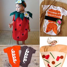 The cutest food-inspired Halloween costumes for kids