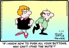 The lockhorns comic strip