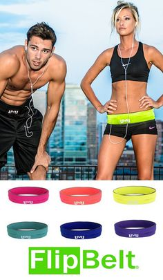 Holds phones, cards, keys, and more! - FlipBelt