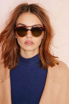 Komono Round Up Shades | Shop Eyewear at Nasty Gal