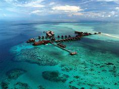Kapalai Island - Destinations, Sabah Tourism Board Official Website (Sabah Malaysian Borneo)