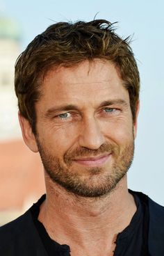 Gerard Butler I have always loved him so much the fact that he is Scottish is just icing on the cake