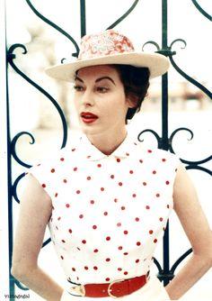Ava Gardner c. 1957