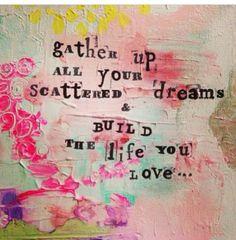 Morning mantra!