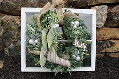 Vintage Inspired Wreath
