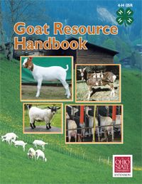 Goat Resource Handbook - Ohio State