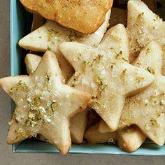 Key Lime Stars   MyRecipes.com