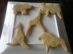 Gluten Free Animal Crackers Cookies